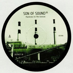 [USED] Son Of Sound - Machines On The Dresser
