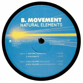 B. Movement - Natural Elements