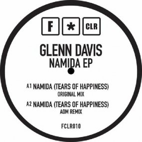 Glenn Davis - Namida EP (incl. Afrikanz On Marz Remixes)
