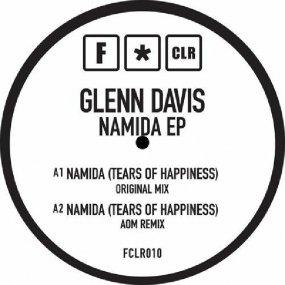 Glenn Davis - Namida EP (incl. Afrikanz On Marz Remixes)