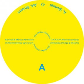 [USED] Kuniyuki, Marcus Henriksson & J.A.K.A.M. - The DNA Sessions