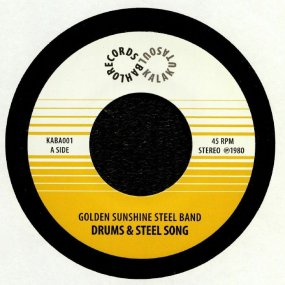 The Golden Sunshine Steel Band - Drums & Steel Song