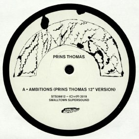 Prins Thomas - Ambitions I (Remixed by DJ Nobu / Synth Sisters)