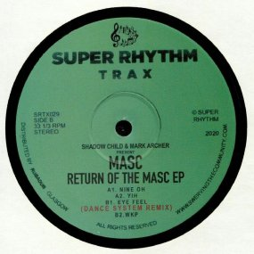 [USED] Shadow Child & Mark Archer present MASC - Return Of The MASC