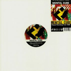 The Future Sound Of London Present Mental Cube - Mental Cube EP