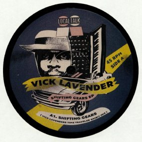Vick Lavender - Shifting Gears