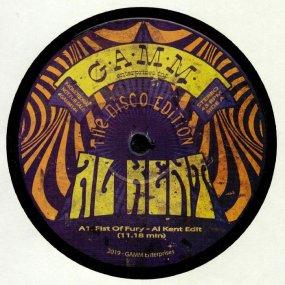 Al Kent - The Disco Edition