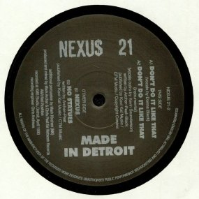 Nexus 21 - Made In Detroit