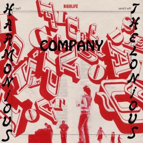 Harmonious Thelonious - Company EP