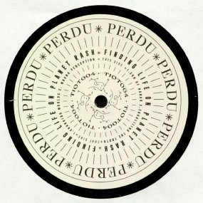 Perdu - Finding Life On Planet Rash