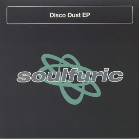 V.A. - Disco Dust EP (Incl. Dr Packer / Michael Gray / Moplen Remixes)