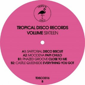 V.A. - Tropical Disco Records Vol. 16