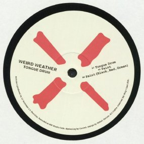 [試聴盤] Weird Weather - Tongue Drum