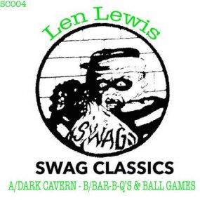 Len Lewis - Dark Cavern / Bar-B-Ques + Ballgames