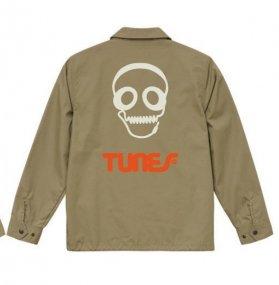 TUNES T/C Coach Jacket