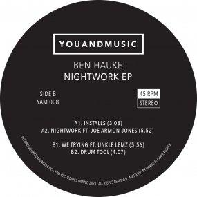Ben Hauke - Nightwork EP