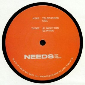 Telephones / Ciel / Al Wootton / Eliphino - Needs 007