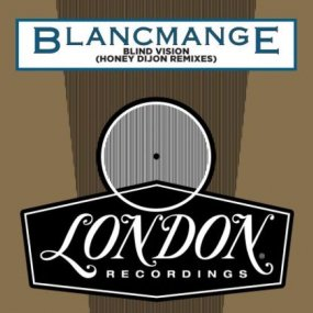 <img class='new_mark_img1' src='//img.shop-pro.jp/img/new/icons5.gif' style='border:none;display:inline;margin:0px;padding:0px;width:auto;' />[USED] Blancmange - Blind Vision (Honey Dijon Remixes)