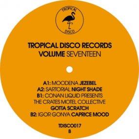 V.A. - Tropical Disco Records Vol. 17