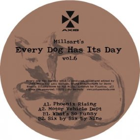Millsart (Jeff Mills) - Every Dog Has Its Day Vol. 6