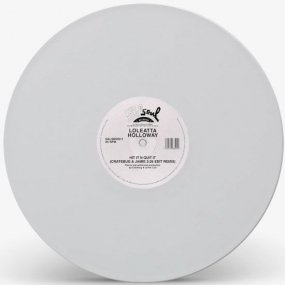 Loleatta Holloway - Hit It N Quit It (Jamie 3:26 & Cratebug Edit) (White Vinyl Repress)