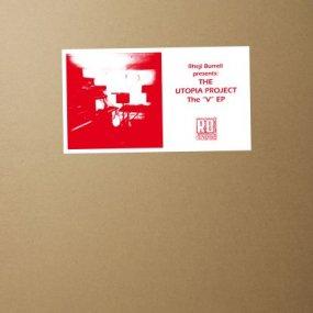 Rheji Burrell presents: The Utopia Project - The V EP