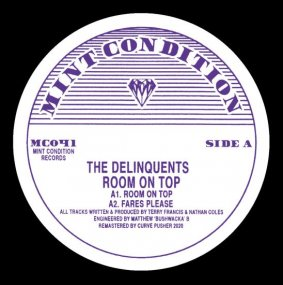 The Delinquents - Room On Top