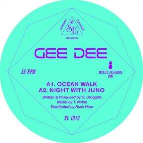 Gee Dee - Ocean Walk EP