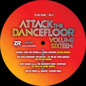 V.A. - Attack The Dancefloor Vol. 16