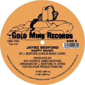 Jaymz Bedford - Just Keep My Boogie