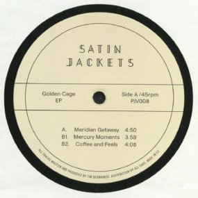 Satin Jackets - Golden Cage EP