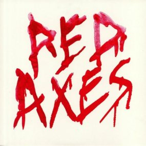 [USED] Red Axes - Red Axes