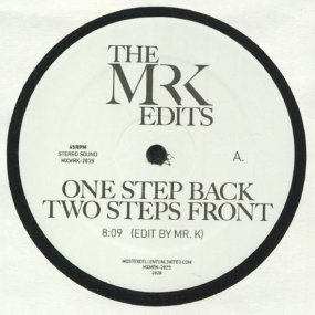Mr. K - One Step Back Two Steps Front