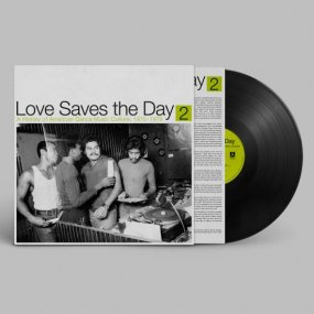 V.A. - Love Saves the Day : A History Of American Dance Music Culture 1970-1979 Part 2