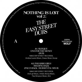 V.A. - Nothing Is Lost Vol. 2 (The Easy Street Dubs)
