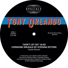 Tony Orlando - Don't Let Go