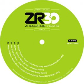 V.A. - Joey Negro Presents 30 Years of Z Records EP 1