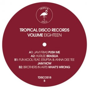V.A. - Tropical Disco Records, Vol. 18