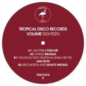 V.A. - Tropical Disco Records, Vol. 18