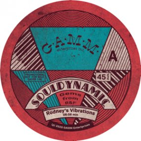 Souldynamic - Rodney's Vibrations / Franco's Break