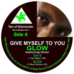 Glow feat. Omar - Ten Of Diamonds: The Remixes Vol. 1 (by Don-E / DJ Spinna)