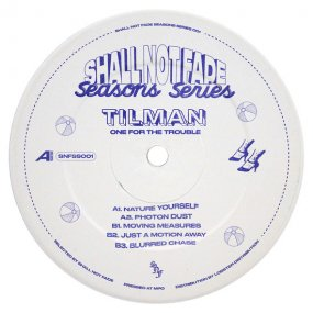 Tilman - One For The Trouble EP