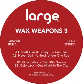 V.A. - Wax Weapons 3