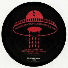 Indigo Tracks (Ron Trent) - Rites And Rituals Remixed