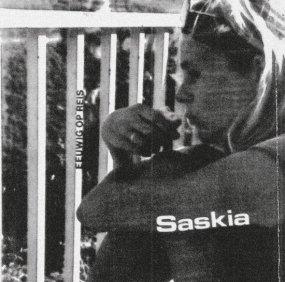 Saskia - Eeuwig Op Reis