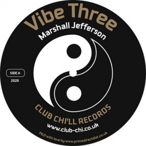 Marshall Jefferson / Jungle Wonz - Vibe Three / Human Condition