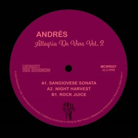 Andres - Allegria De Vino Vol. 2