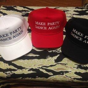 TILT MAKE PARTY Golf Cap