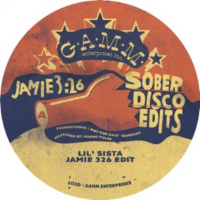 Jamie 3:26 - Sober Disco Edits