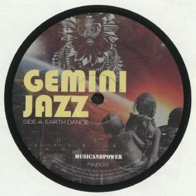 Gemini Jazz - Earth Dance